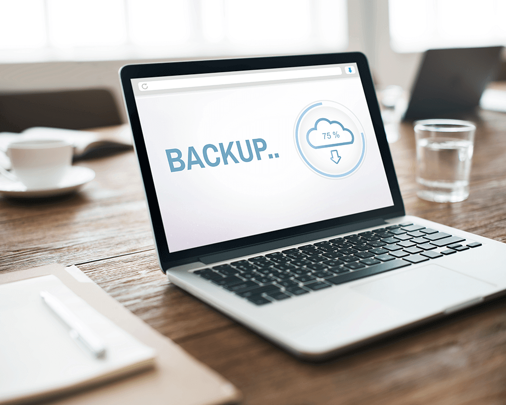 Conheça o sistema de backup on-line com interface simplificada